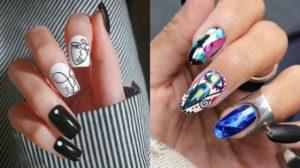 Необычный дизайн ногтей: самые стильные и рейтинговые идеи