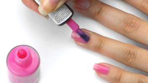 Как правильно наносить лак на ногти: разные техники, хитрости и секреты